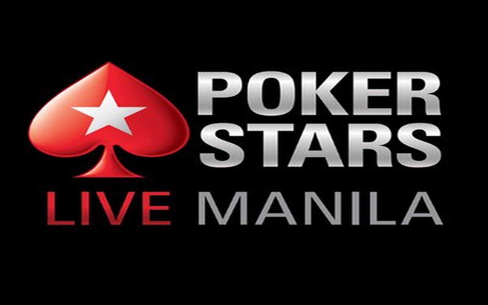 PokerStars Manila