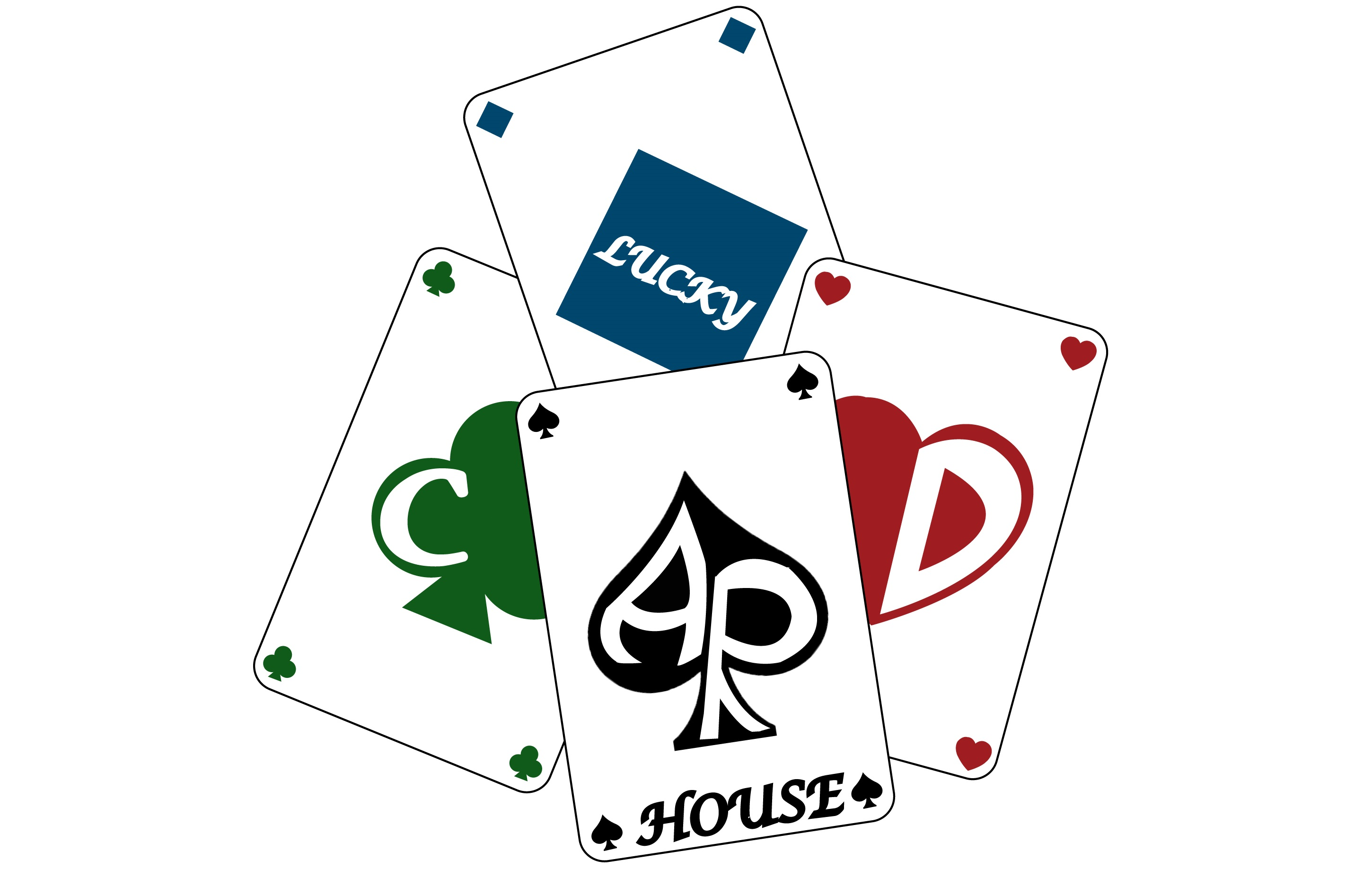 abbyjcardhouse checked in to Lucky Card House